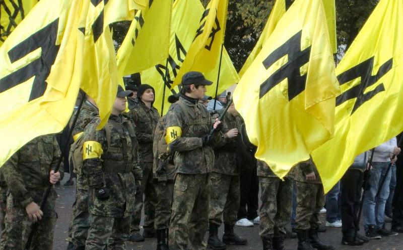Nazistene i Ukraina