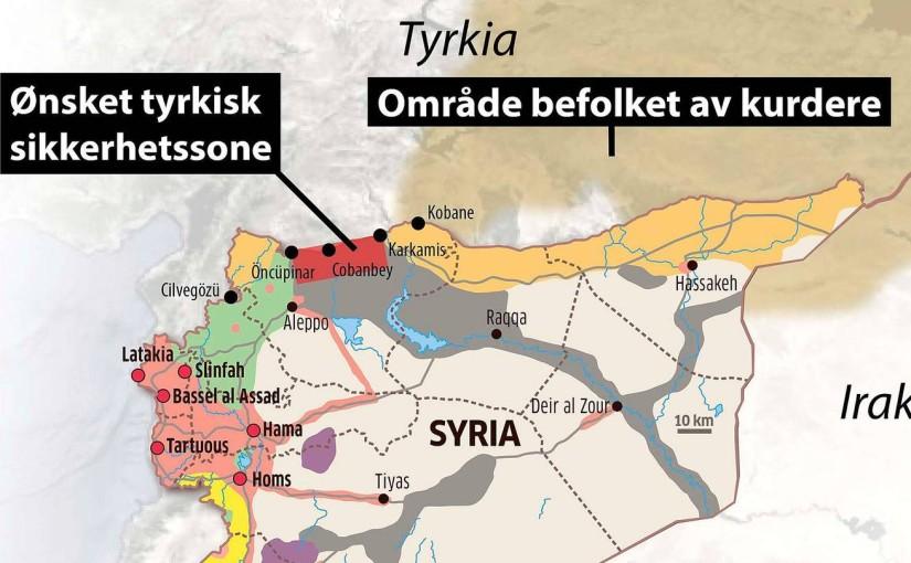 Kart: Aftenposten