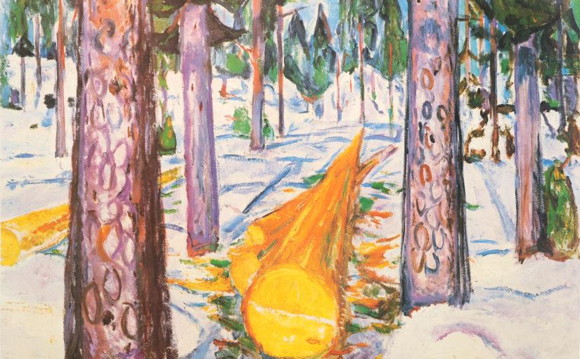 Spekulasjonene mot de norske skoger