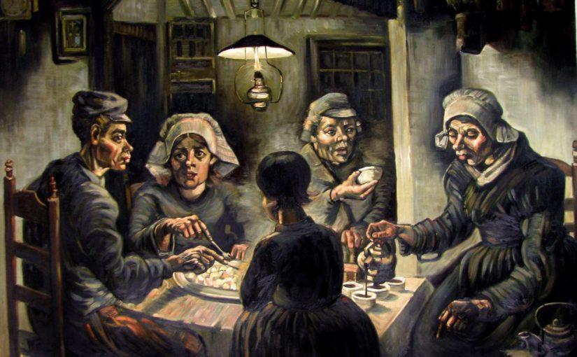 van Gogh: Potetspiserne (1885)