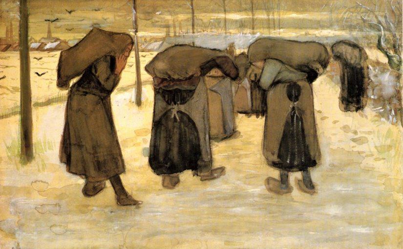 van Gogh blant belgiske gruvearbeidere