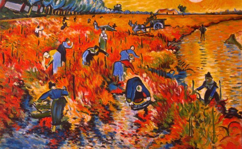 van Gogh var en stor visjonær maler
