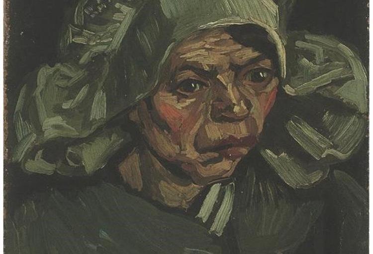 van Gogh: Hollandsk bondekvinne (1885)