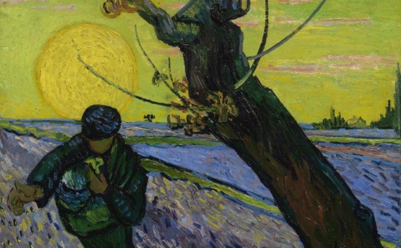van Gogh: Såmannen (1888)