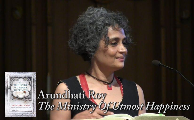Arundhati Roy kommer til Norge