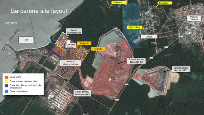 Hydros miljøskandale i Brasil