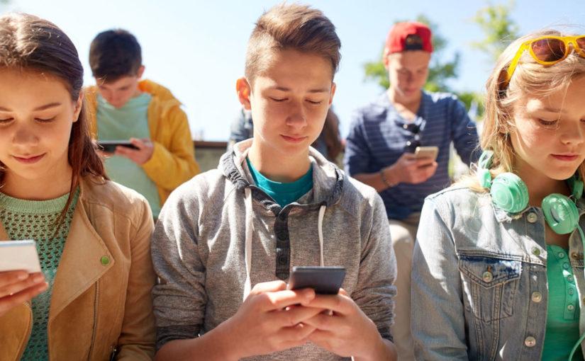 Mobiltelefonen hører ikke hjemme i skolen