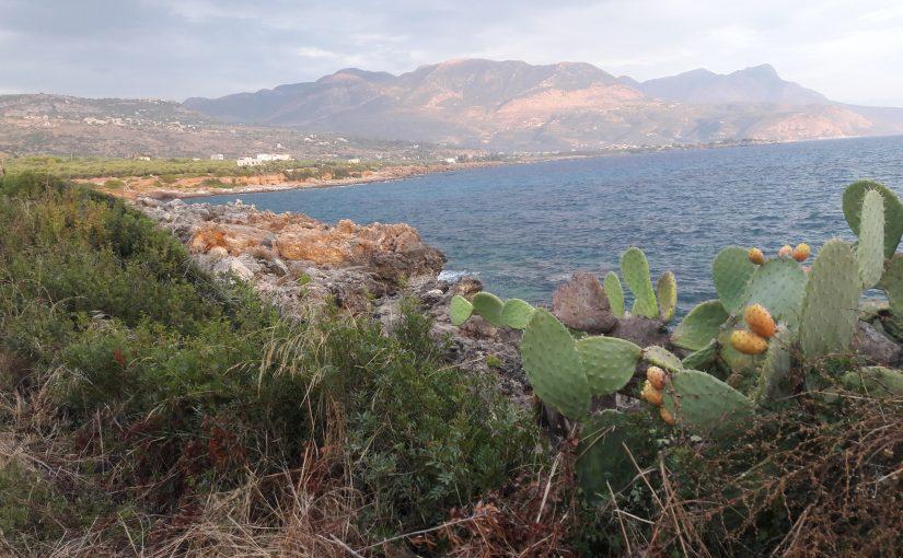 På leiting etter gamle ord på Peleponnes