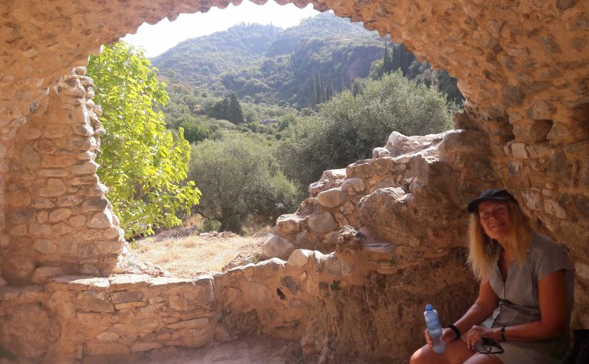 Kardamili – fra mytologisk oldtid til gresk frigjøringskamp