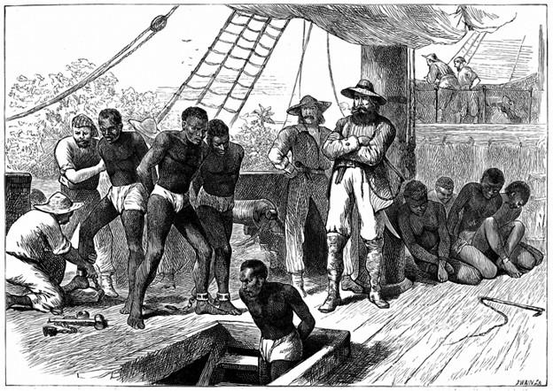 Mer om Norge og slavehandelen: