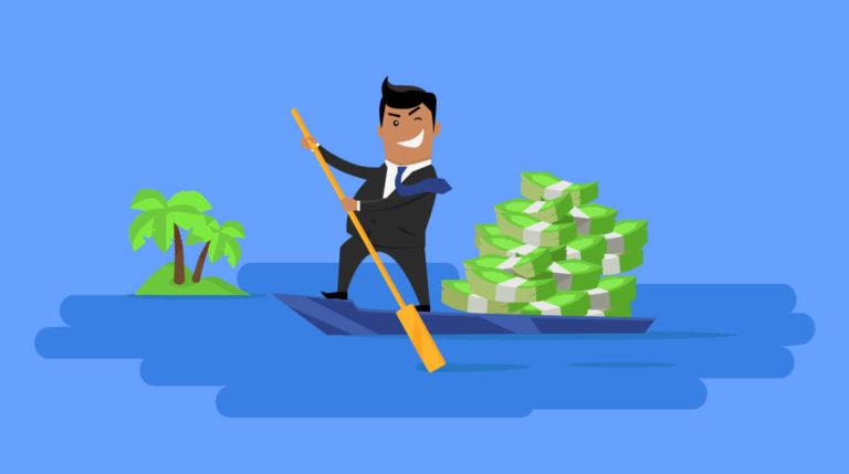 Nordmenn investerer mer og mer i Norge via skatteparadis