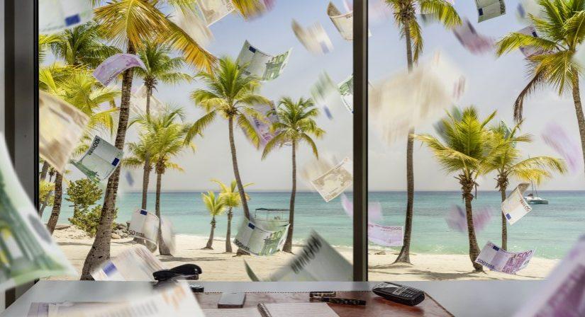 Palmesus i skatteparadis